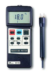 Lutron Moisture Meter Model MS 7000