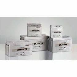 12v 100ah  QUANTA Battery