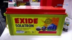 Exide Solar Gel Maintenance Free Battery