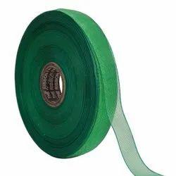 Lurex -Green Ribbons 25mm/1'' Inch 20mtr Length