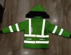 Woolen Reflective Jacket