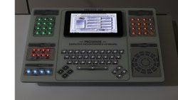 Illuminated Programmable Keyboard