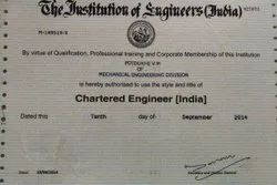 Offline Chartered Engineering Services, Pan India