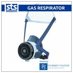 Gas Respirator Mask GM77M/E