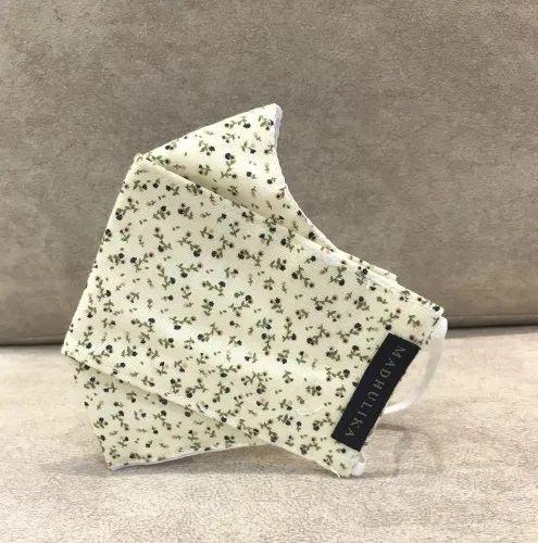 Madhulika Reusable Premium Cotton Mask