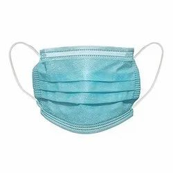 3 Ply Non Woven Surgical Mask