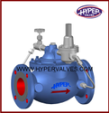 "Carbon Steel Modulating Pressure Reducing Valve, 2"" To 12"""