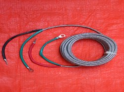 Drain Heater Cable For Defrost Application