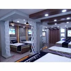 Interior Designing Services for Showrooms