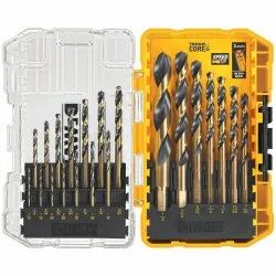High Speed Steel Drill Bit Sets, For Metal Drilling