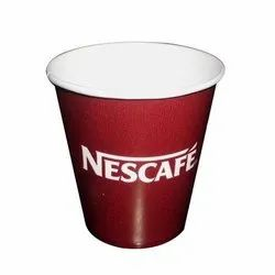 Multicolor Plastic 150 mL Coffee Cup for Restaurant, Packaging Type: Packet