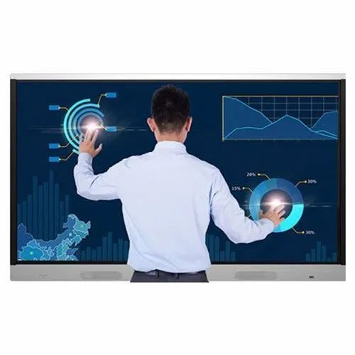 70 Inch Gladwin Interactive Flat Panel With Infrared Touch