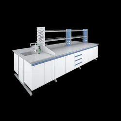 Laboratory Center Bench