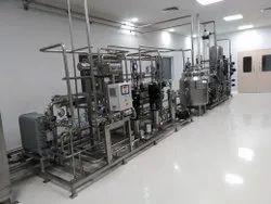 Pharmaceutical Process Vessel Tank