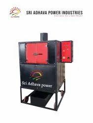Solid Waste Portable Incinerator