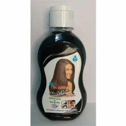 Dr. LajiBa's Black Charcoal Fresh Hair Shampoo