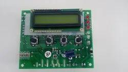Three Phase LCD Servo Stabilizer Control Card