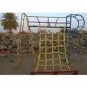 CODE: P-36 AB Playground Rope Climber