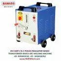 RAMATO 250A Regulator Type ARC Welding Machine (Transformer Based)