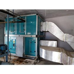 Stainless Steel 3 Star HVAC System, For Industrial Use, Capacity: 3TR