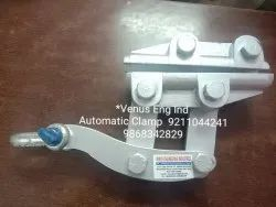 Automatic Clamp For Conductor