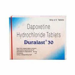 Dapoxetin 30 mg tablet