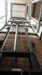 Pinakin Elevators Hydraulic Elevator, With Machine Room