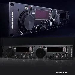 Single & Continuous Play Modes Rc Connectivity Media Player DJ200USB