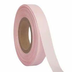 Gross Grain - Light Pink Ribbons 25mm/1''inch Gross Grain Ribbon 20mtr Length