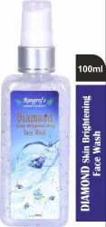 Rangrej's Aromatherapy Diamond Skin Brightening Face Wash 100ml