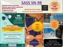 Sass-Sn-98 Cloth Mask With 100ml Hand Sanitizer Free 98.75%)Special For Covid19