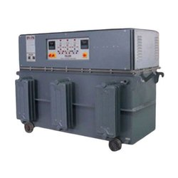 Three Phase 200 KVA Servo Voltage Stabilizer, For Industrial
