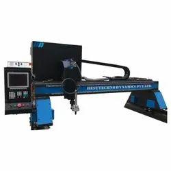 Hybrid Gantry CNC Plasma Cutting Machine