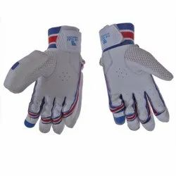 Strap White The Playmaker VK Edition Batting Gloves, For Superior Grip And Comfort