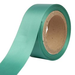 Double Satin - Jungle Green Ribbons  50mm /2'' Inch /1'' Inch 20mtr Length