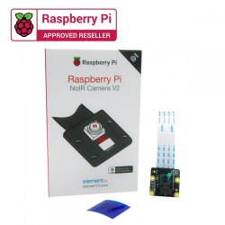 Raspberry Pi NoIR Camera Module V2 - 8MP 1080P30