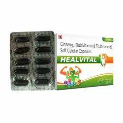 Healvital Softgel Capsules