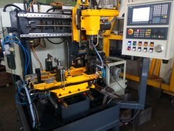 CNC SPM for Gate Cutting -Model 1120