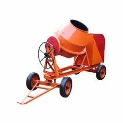 500 L Concrete Mixer Machine