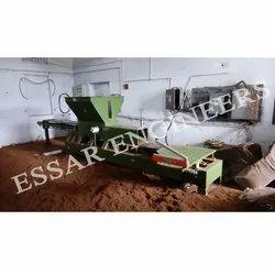 25 KG Coir Pith Bagger Machine (Horizontal Type)
