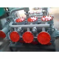 Kirloskar 160 HP Ammonia Refrigeration Compressor Spare Parts