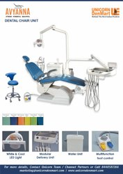 Dental Chair (Confident Mookambika Model)