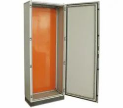 Ms Polished Mild Steel Closed Electrical Panel Box, Rectangle, IP55