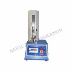 Motorized Button Snap Pull Tester