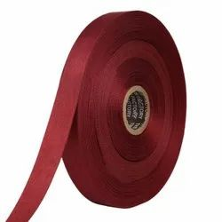 Double Satin NR - Blood Red Ribbons25mm/1Inch 20mtr Length