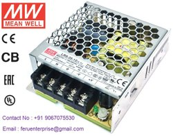 12VDC 3A Meanwell SMPS Power Supply