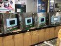 Three Source Automatic Oxygen Control Panel