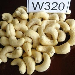 Raw White W320 Cashew Nuts
