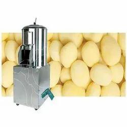 Potato Skin Remover Machine
