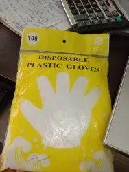 plastic gluves